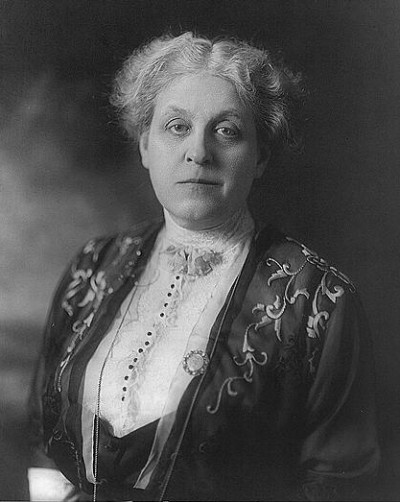 PROFILE IN COURAGE: Carrie Chapman Catt