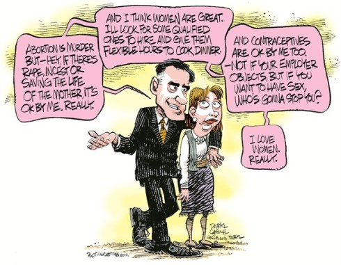 Romney and Women