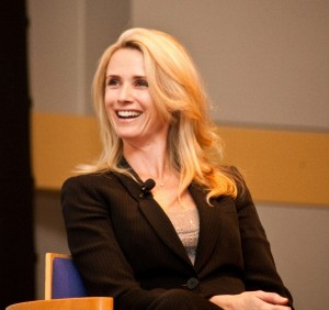 Jennifer Siebel Newsom coming to campus